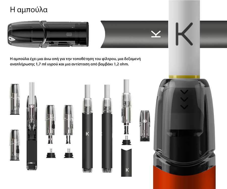Kiwi Pen TPD 1 cartridge