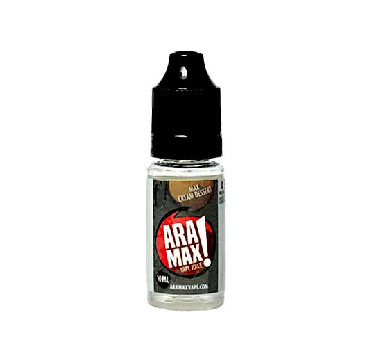 Aramax 10ml Max Cream Dessert