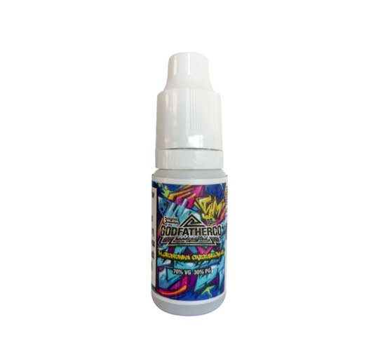 Godfather Blueberry Cheesecake 10ml