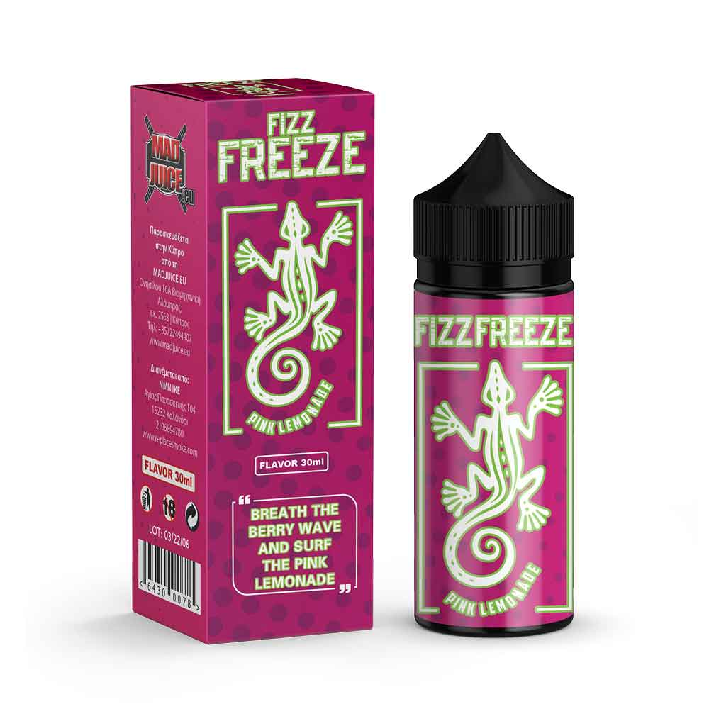 Flavorshot Pink Lemonade 30ml/120ml bottle flavor