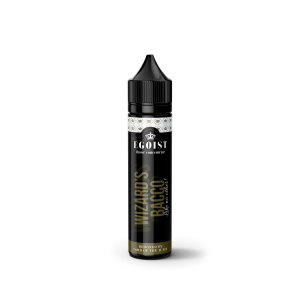Egoist Wizzards Bacco 12ml Shake n Vape