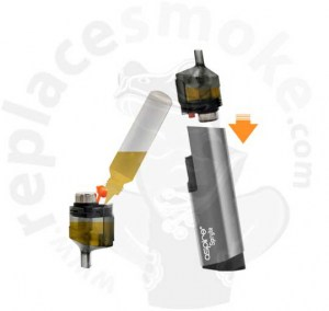 Aspire Spryte 2ml 650mah
