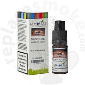 Atmos Base Balanced 10ml - - 20mg
