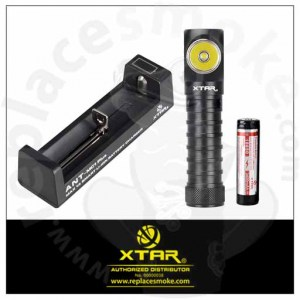 XTAR H3 Set (Battery+Charger)