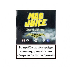 Mad Juice Grand Banned 3 x 10ml