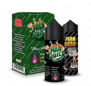 Mad Juice - Atmos Blend 20ml/100ml bottle flavor