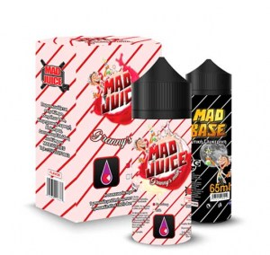 Mad Juice - Granny's Milk 20ml/100ml bottle flavor
