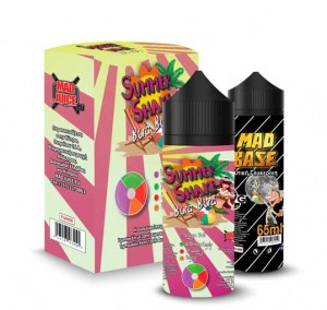 Mad Juice - Bora - Bora 20ml/100ml bottle flavor