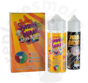 Mad Juice - Berry Madness 20ml/100ml bottle flavor