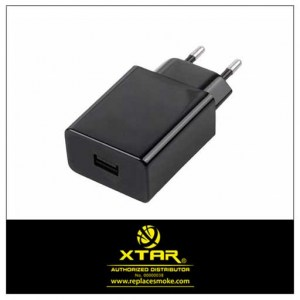 XTAR 5V 2.1A wall adaptor for VC2/VC4/VC2 Plus