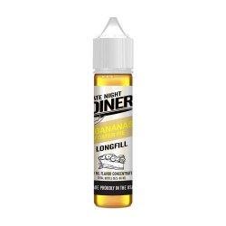 Bananas Foster Pie 20/60ml Flavor Late Night Diner Flavor Shot