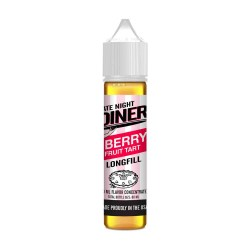Berry Fruit Tart 20/60ml Flavor Late Night Diner Flavor Shot