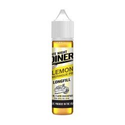 Lemon Meringue Pie 20/60ml Flavor Late Night Diner Flavor Shot